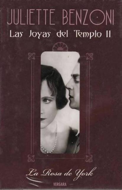 La Rosa de York – Juliette Benzoni