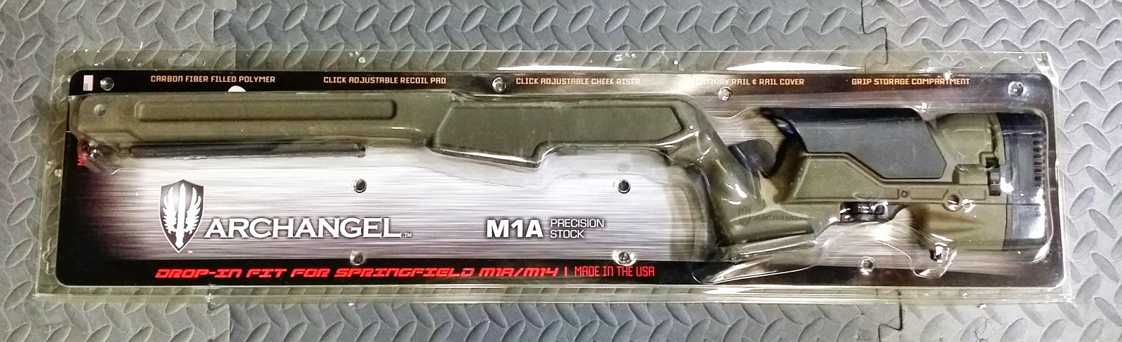 Mr Armageddons Project Log Springfield M1a Archangel Precision