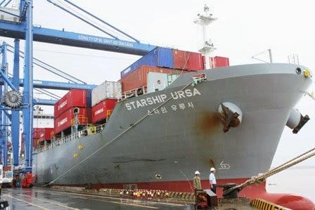 Cảng Cát Lái không nghỉ lễ