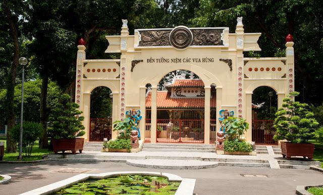 Parque de Tao Dan Ho Chi Minh