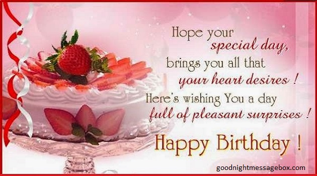 Happy Birthday Wishes Quotes 60 Happy Birthday Wishes For Friends Messages And Quotes  Best .