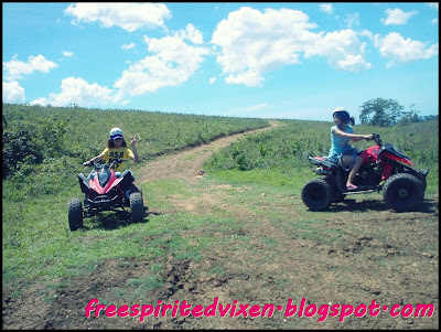 Danao Danasan Eco Adventure Park, ATV