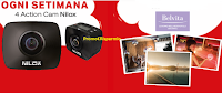 Logo Loacker ''Estate che bontà- 2019'' : vinci 44 Action Cam Nilox e 1 soggiorno in Alto Adige