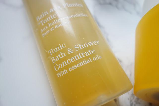 Clarins Tonic Bath & Shower