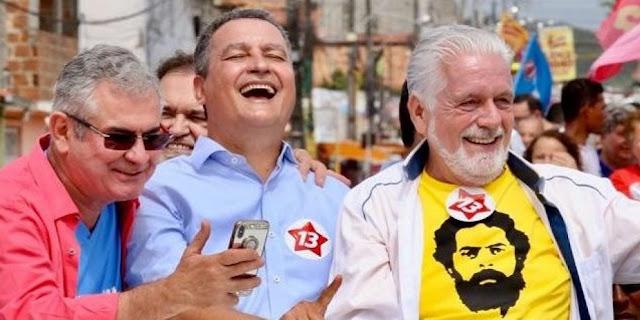 O governador da Bahia, Rui Costa (PT), propõe diminuir gratificações de professores em Projeto de Lei