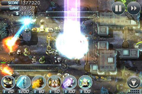 Game: Sentinel 3 Homeworld Full Version 1.2.7 apk + data Direct Link