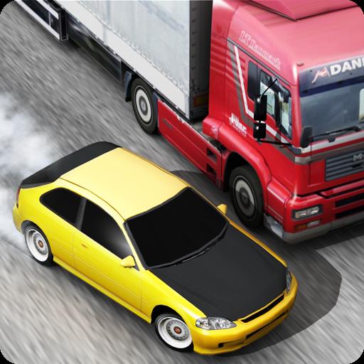 تحميل لعبة سباق السيارات Traffic Racer v2.5 مهكرة أموال لا تنتهي