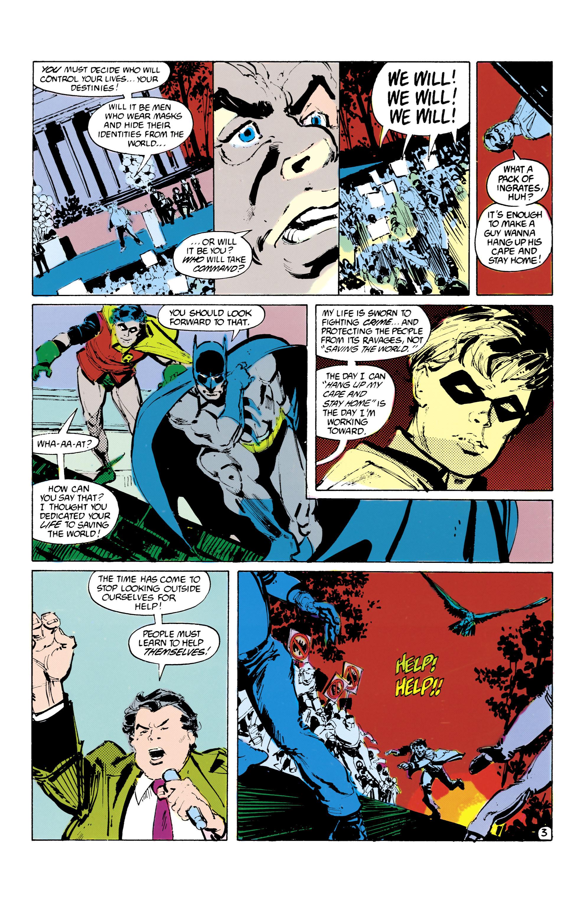 Detective Comics (1937) 568 Page 3