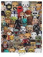 Puzzle Star Wars Funko Pop! Montado