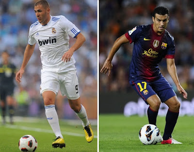 Arsenal keen to seal Benzema and Pedro deal