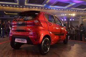 Datsun redi-GO Sport Limited Edition rear view