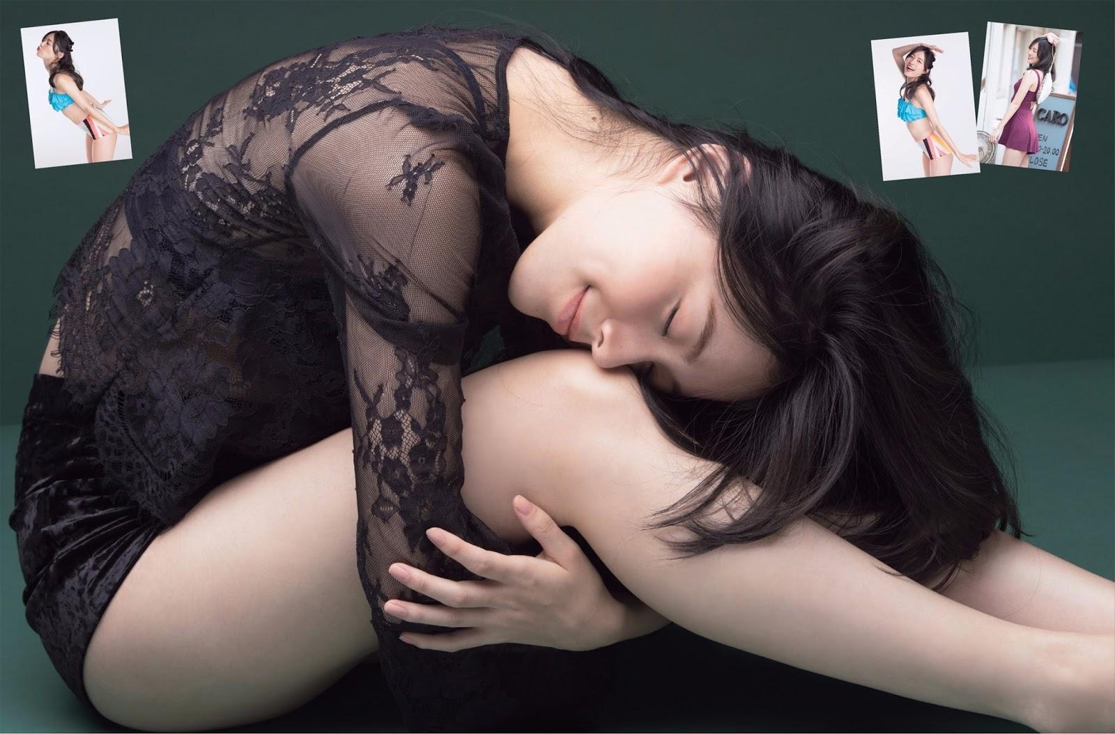 Matsui Jurina 松井珠理奈, Flash Diamond 2017.10.24 (フラッシュ ダイアモンド 2017年10月24日号)