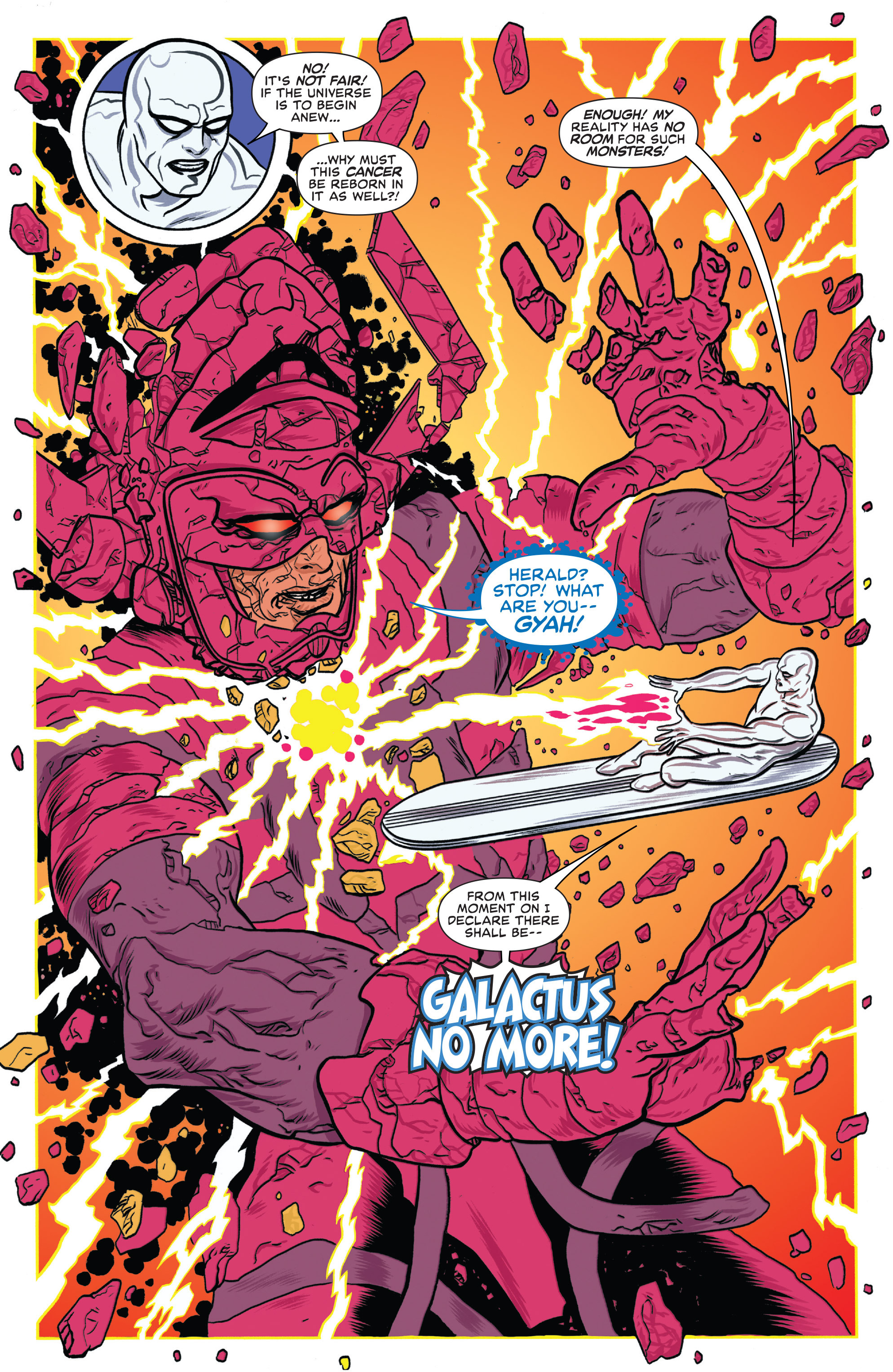 Read online Silver Surfer (2014) comic -  Issue #14 - 16