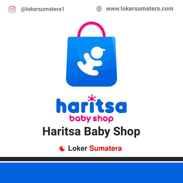 Lowongan Kerja Medan, Haritsa Baby Shop Juli 2021