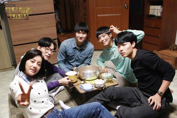 We eat lemon.: Drama Review: Reply 1988