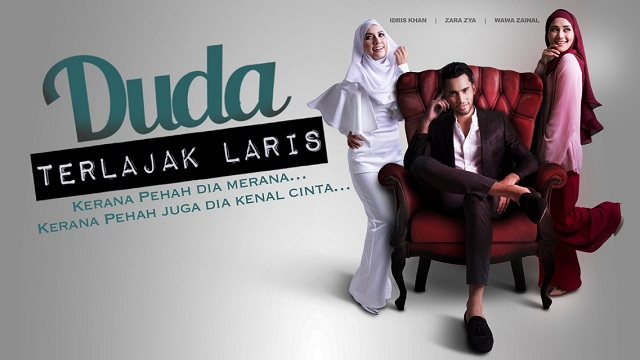 Drama Duda Terlajak Laris TV3