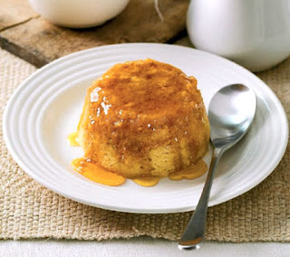 Homemade Syrup Sponge Pudding Recipe