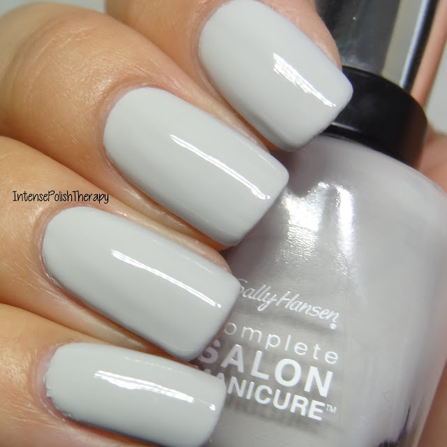 Sally Hansen - All Grey, All Night