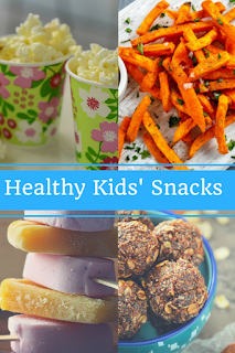 healthy snack ideas kids