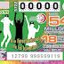 Lista de la Lotería Nacional. Sorteo Mayor No. 3722 del martes 13 de agosto de 2019 (Día Internacional de la Juventud)