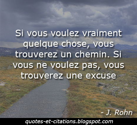 citation trouver un chemin
