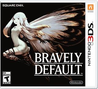 Bravely Default | Download 3DS CIAs