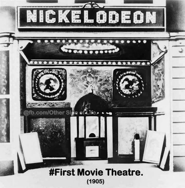 First Movie Theatre