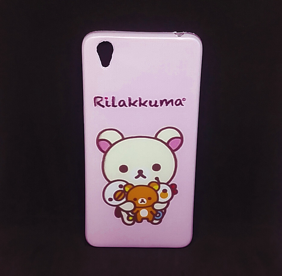 casing custom rilakuma
