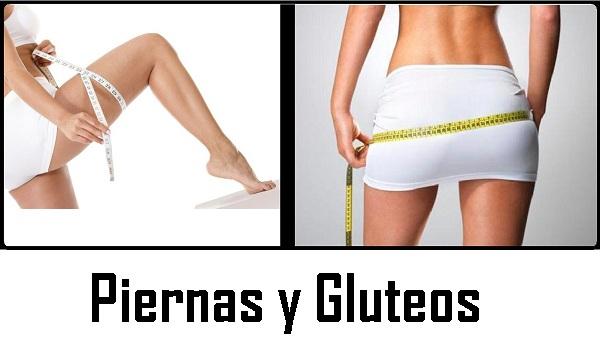 adelgazar piernas y gluteos ejercicios
