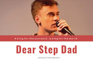 Dear Step Dad by George Hentu