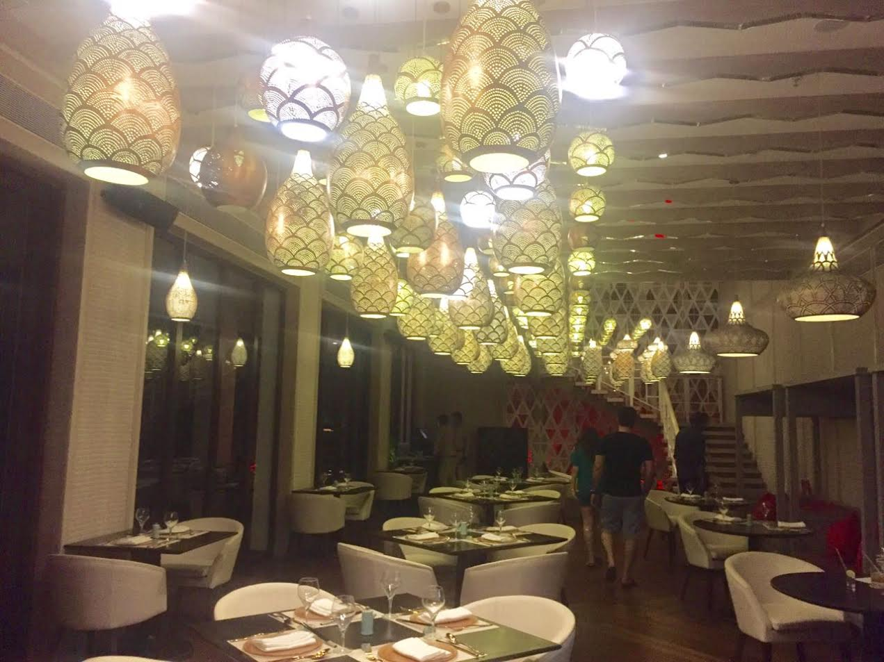 W Goa Food Review By Tuba Mirza Hop On And Hop Off