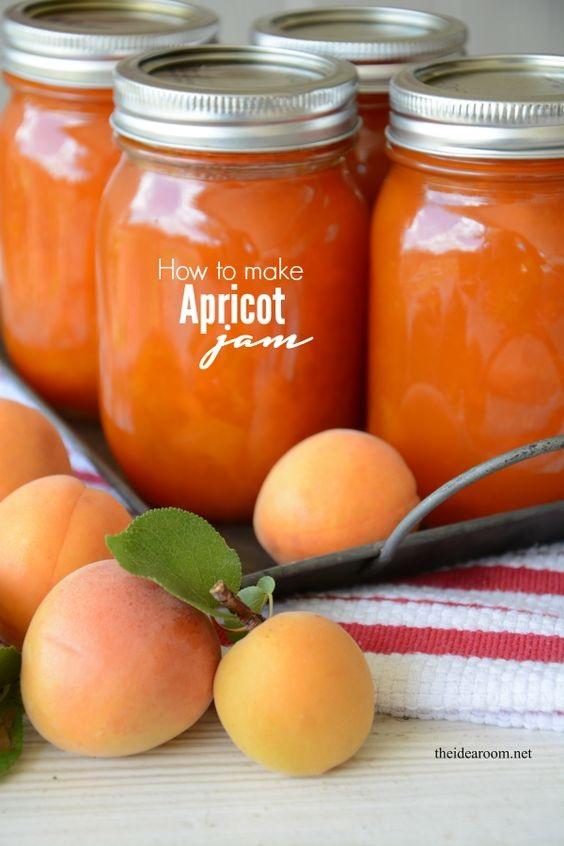Apricot Jam Recipe