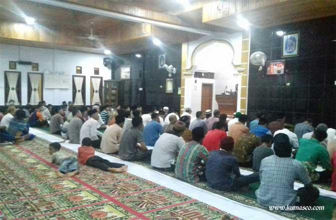 Masjid Bengkulu, Masjid Bersejarah di Bengkulu, Masjid Al-Hikmah Kandang Limun, Bengkulu