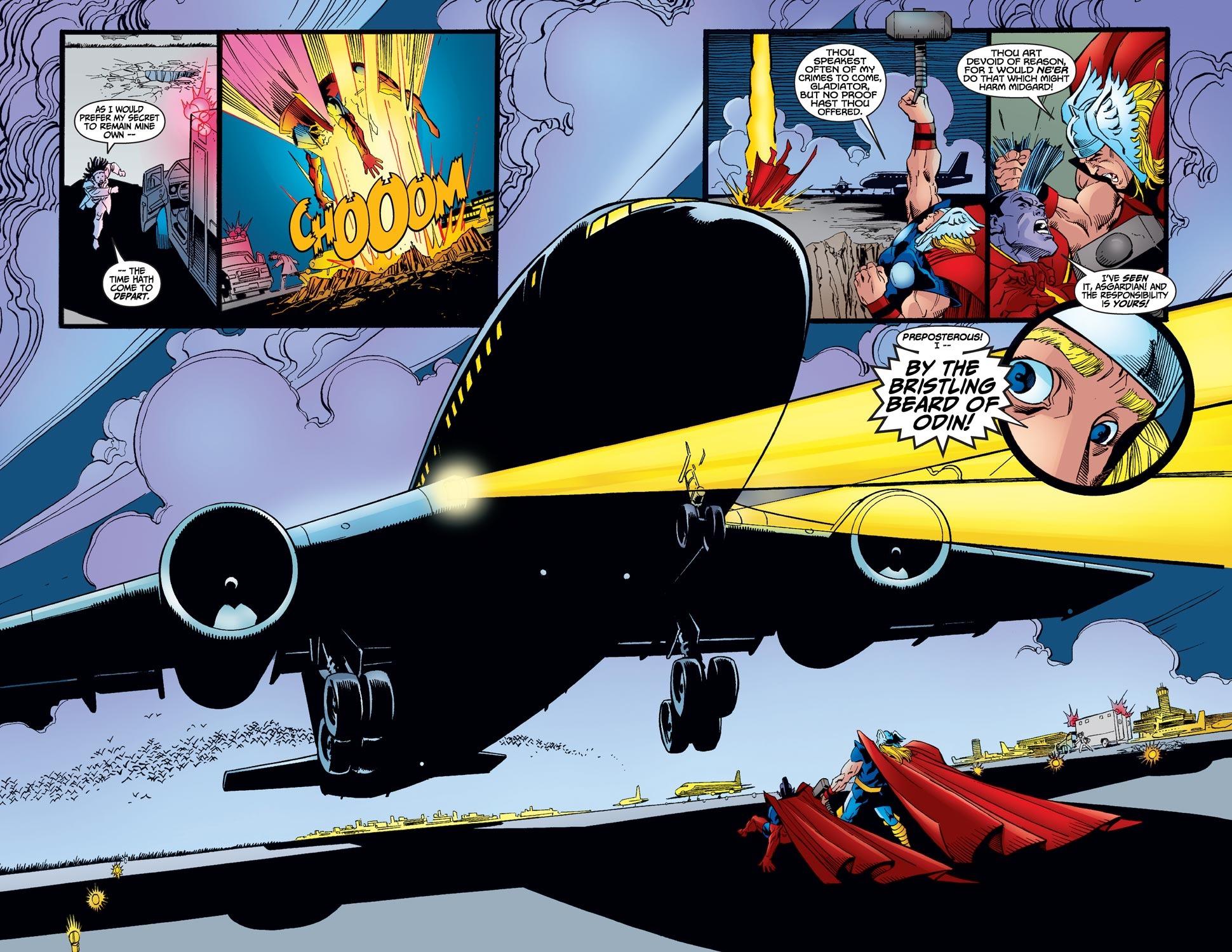 Thor (1998) Issue #35 #36 - English 20