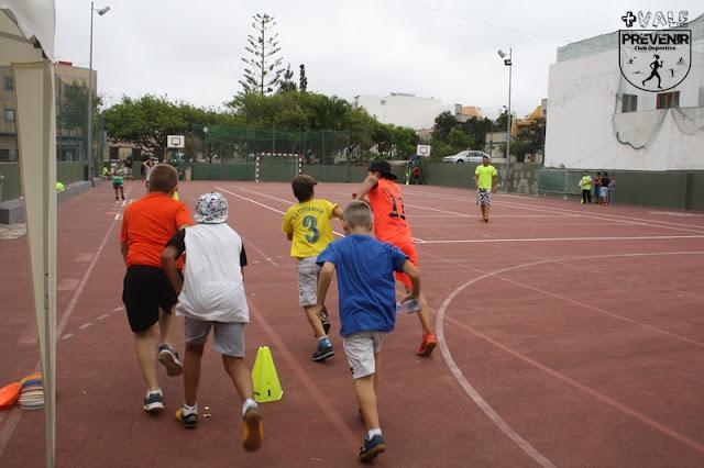 juegos olimpicos escuela verano