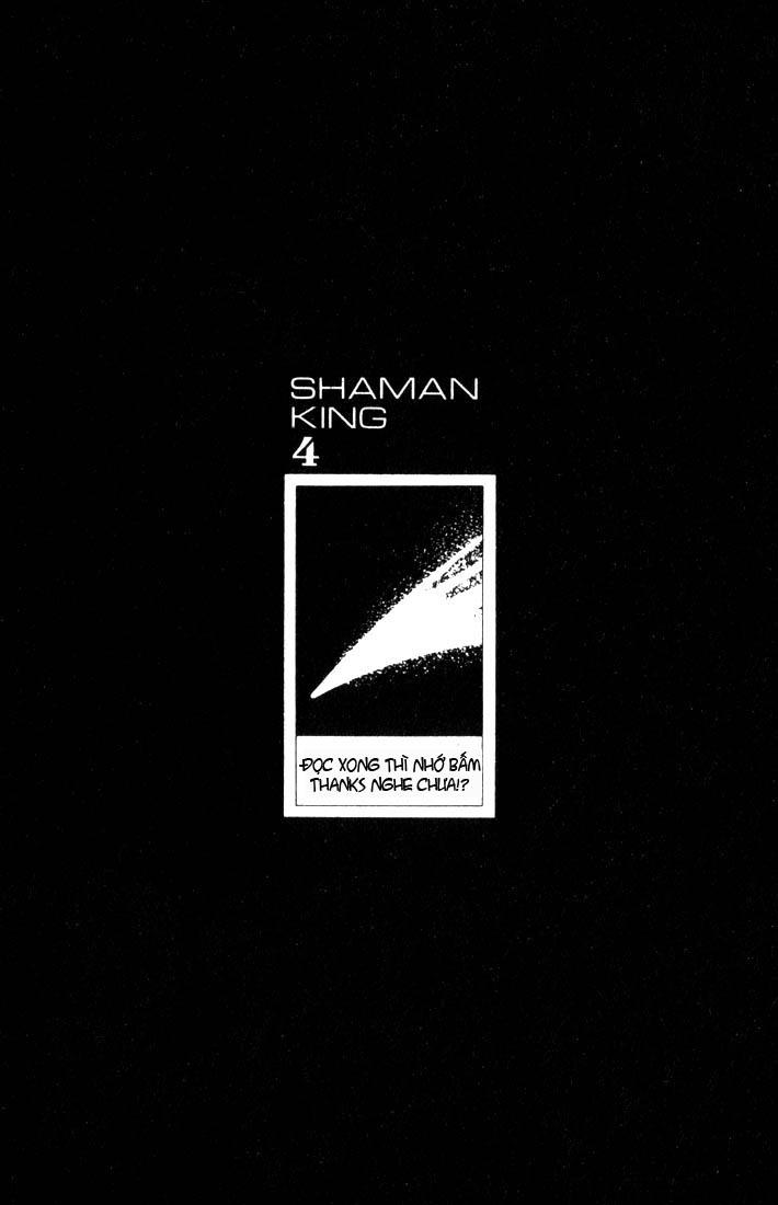 Shaman King [Vua pháp thuật] chap 27 trang 22