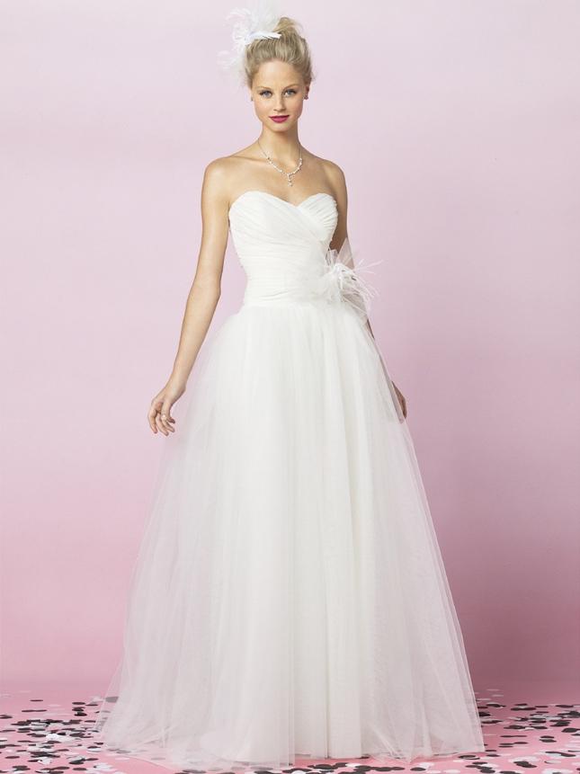 New After Six Wedding Dresses