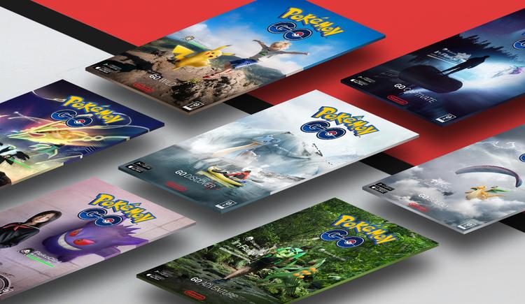 desain poster pokemon go