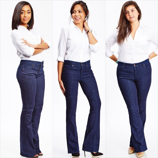 5 Best Female Denim Trends for Fall 2016