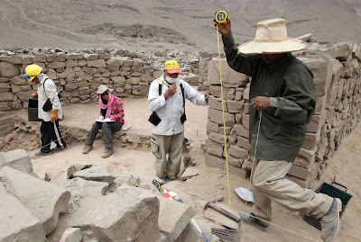 First discoveries from Lima's oldest archaeological site presented