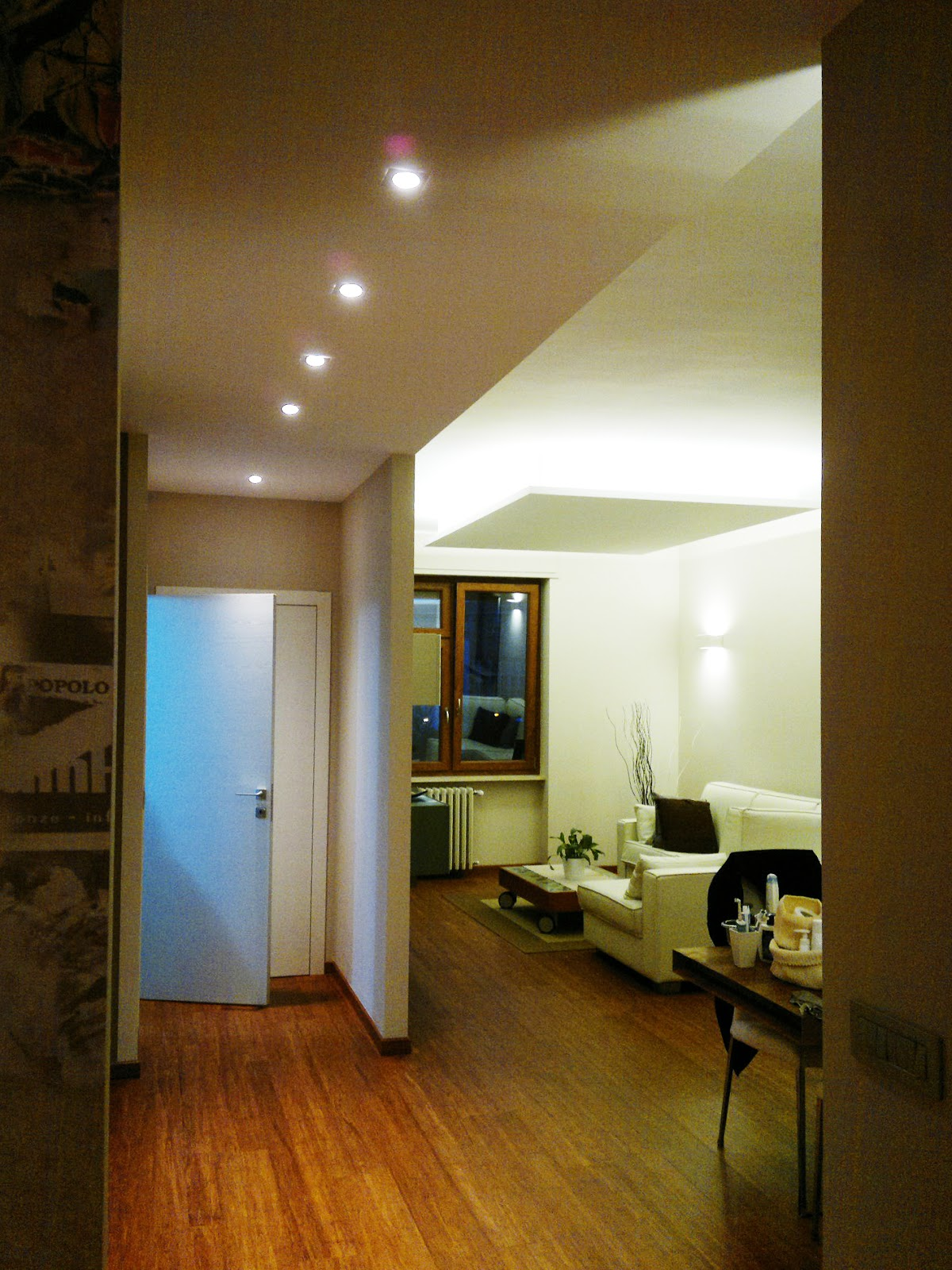 Illuminazione led casa illuminare a led gli ambienti con for Led per interni