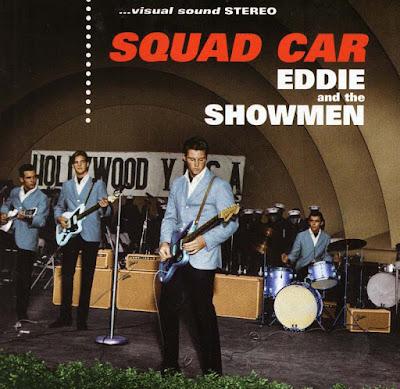 Eddie and The Showmen - Squad Car