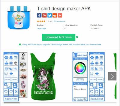 T-Shirt Design Maker