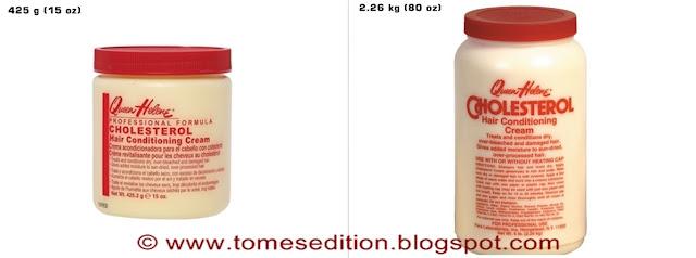Queen Helene Cholesterol Hair Conditioning Cream