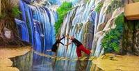 3 Dimensi DMZ Balii - Denpasar City Tour