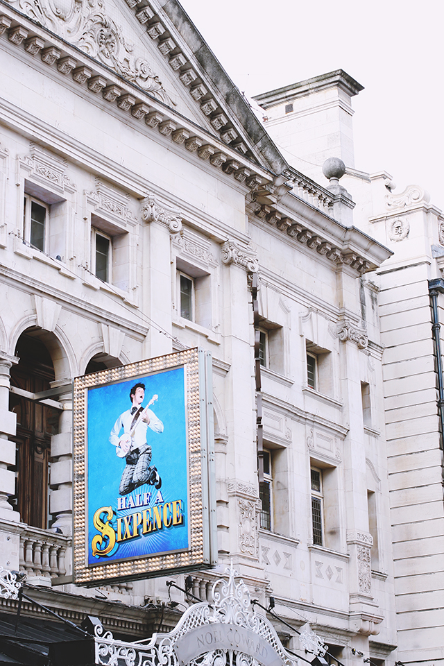 Half a Sixpence Musical Theatre Review