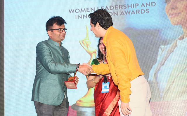 Industrialist & Philanthropist Dr. Aneel Murarka Honoured by Aditya Narayan Singh at 4th Women Leadership & Innovation Awards 2017