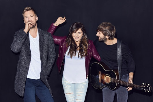 LADY ANTEBELLUM SETS PLANS FOR BACK-TO-BACK