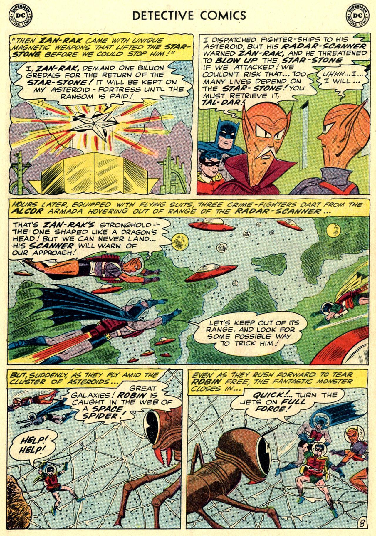 Detective Comics (1937) 282 Page 9