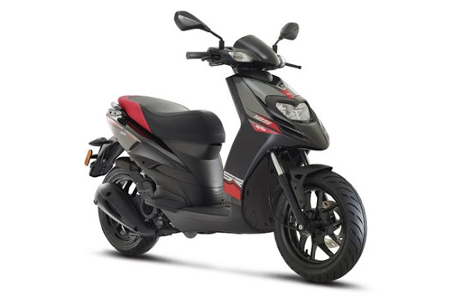 New Aprilia SR 125cc segment scooter